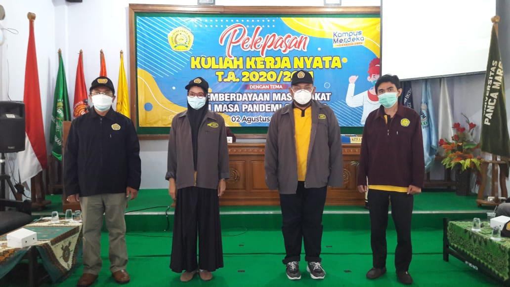 UPM Probolinggo Lepas 389 Mahasiswa KKN 2021